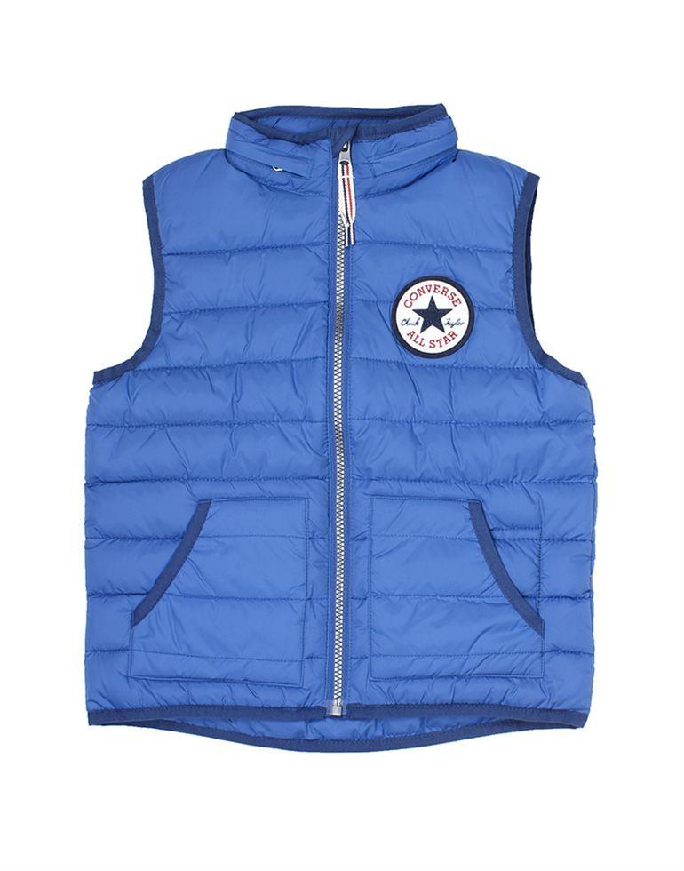 Converse Boys Casual Wear Solid Jacket