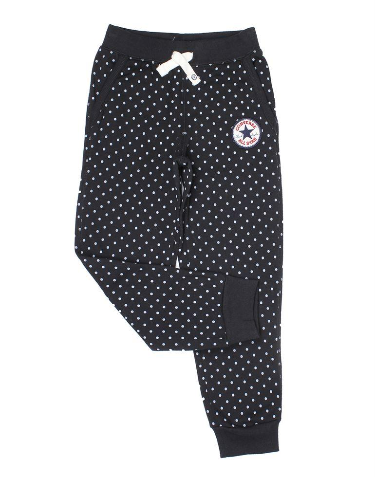 Converse Boys Casual Wear Polka Print Track Pant
