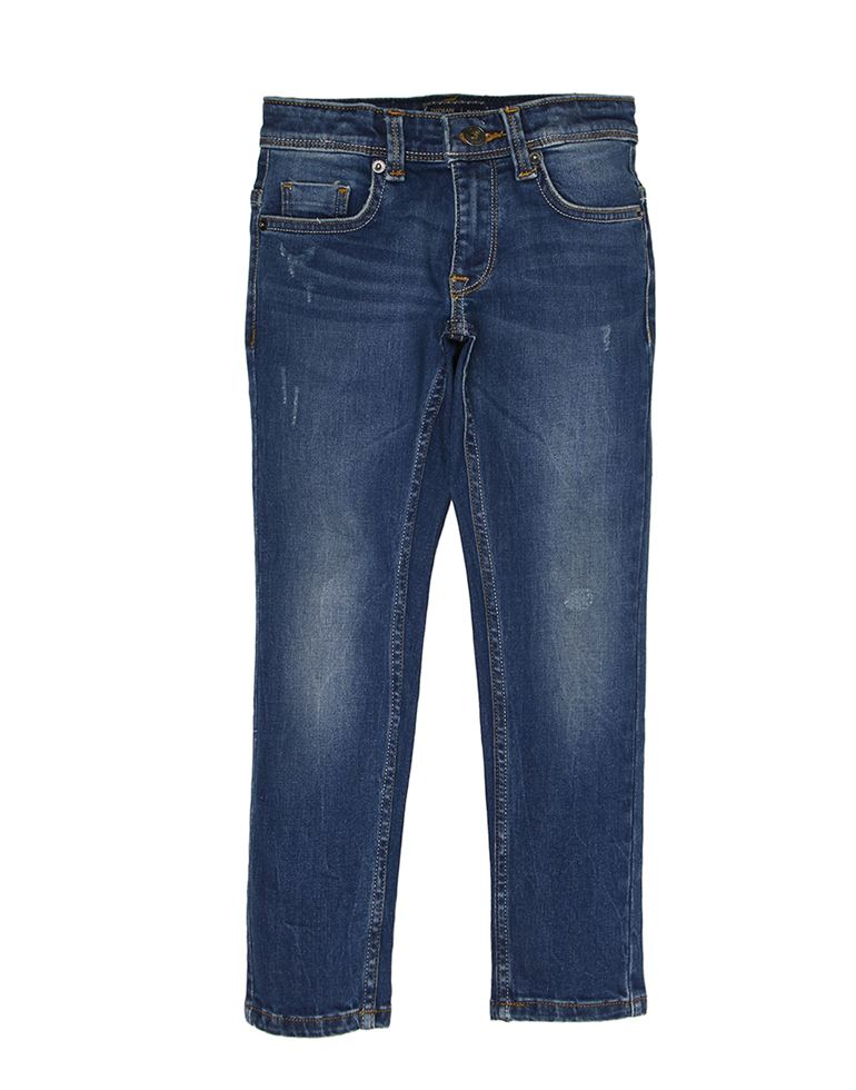 Indian Terrain Casual Solid Boys Jeans