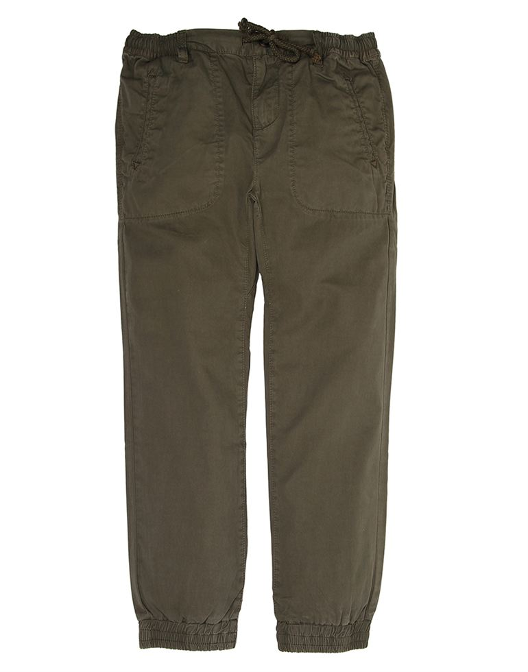Indian Terrain Casual Solid Boys Pant