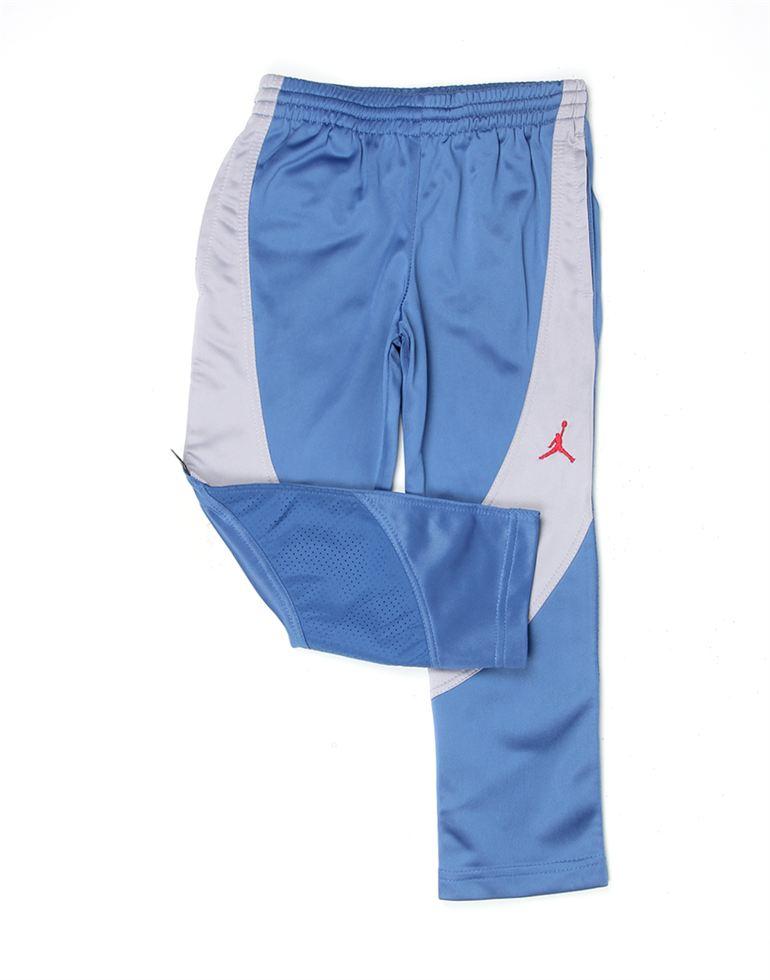 Jordan Boys Blue Solid Bottom