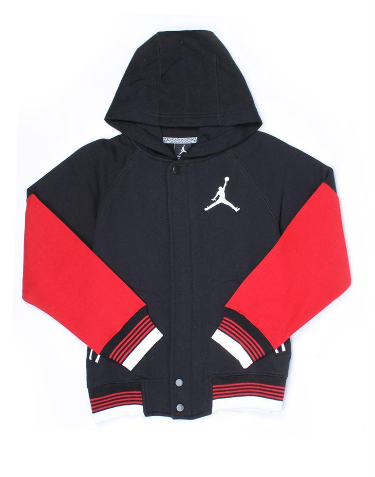 Jordan Boys Casual Wear Solid Sweatshirt