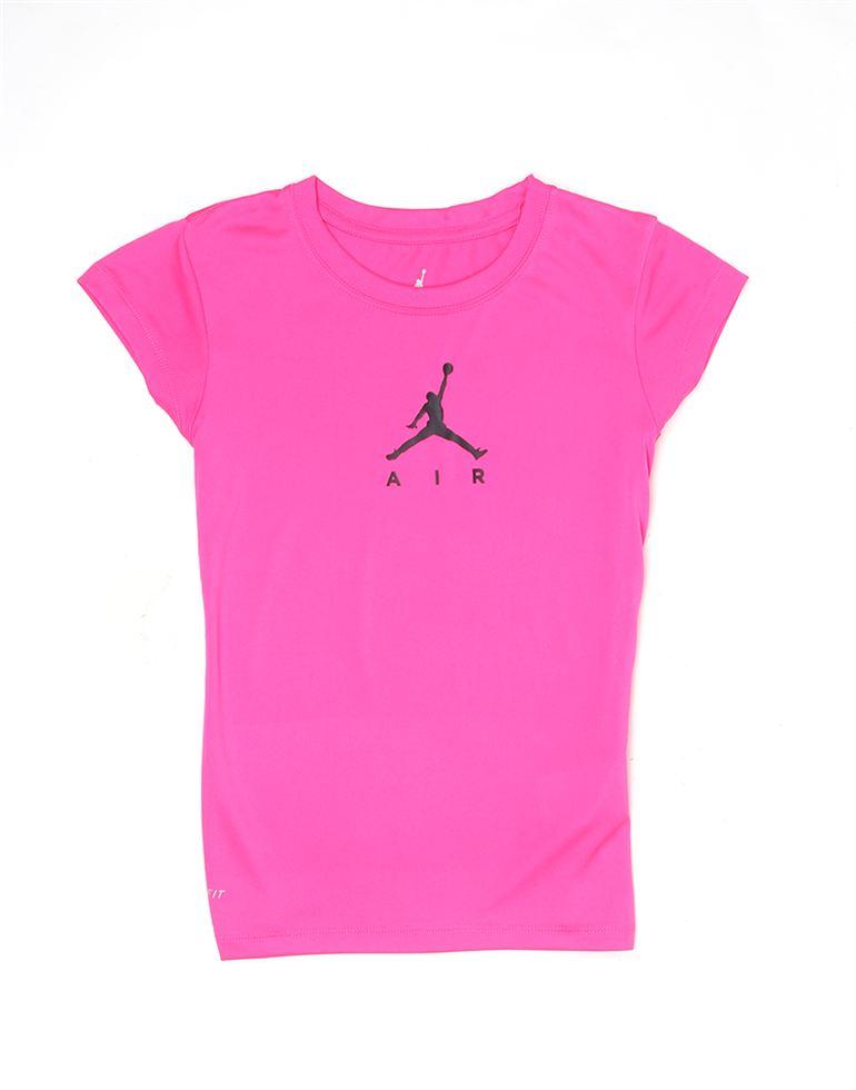 Jordan Girls Casual Wear Solid Top