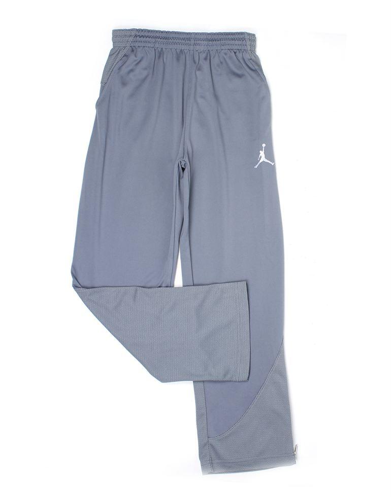 Jordan Boys Grey Solid Bottom