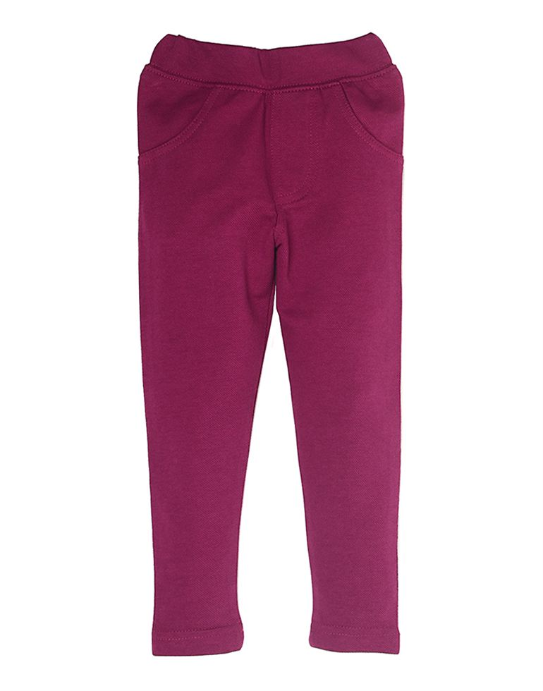 K.C.O 89 Girls Casual Solid  Jegging