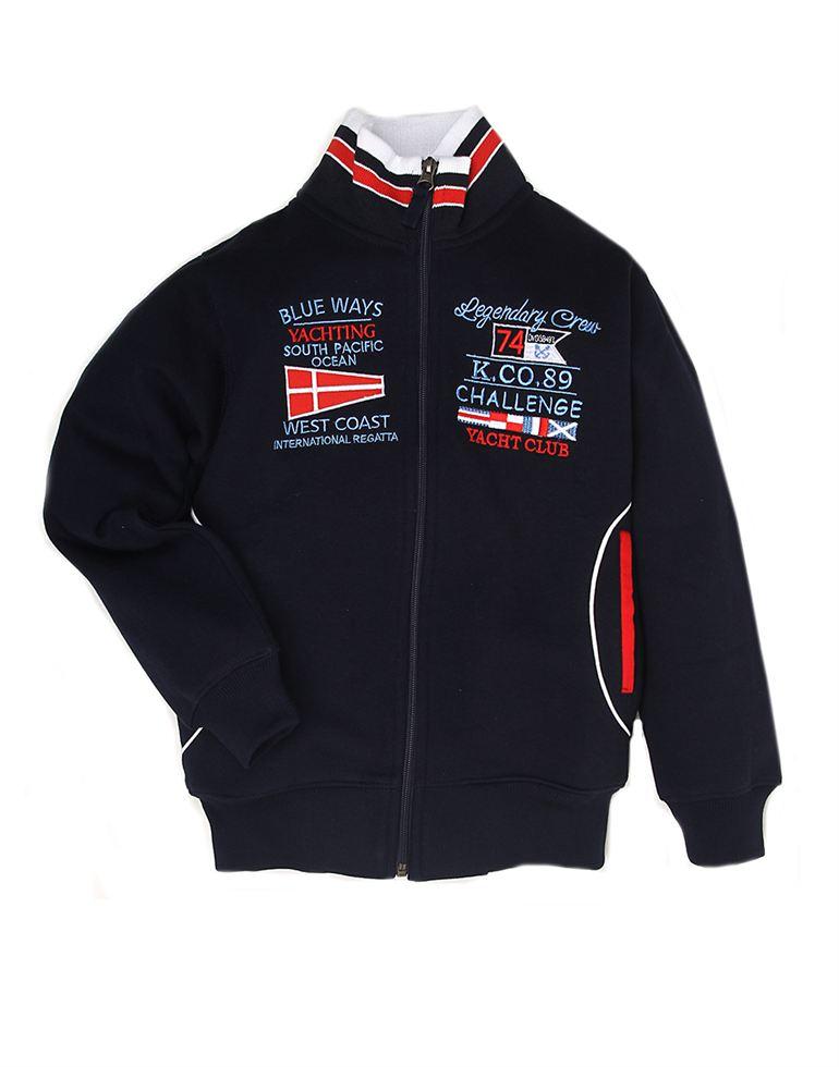 K.C.O 89 Casual Solid Boys Sweatshirt