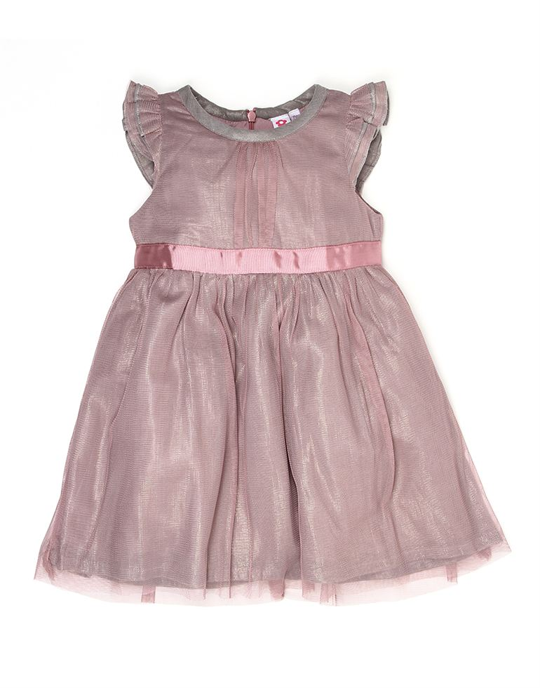 K.C.O 89 Party Solid Girls Frock