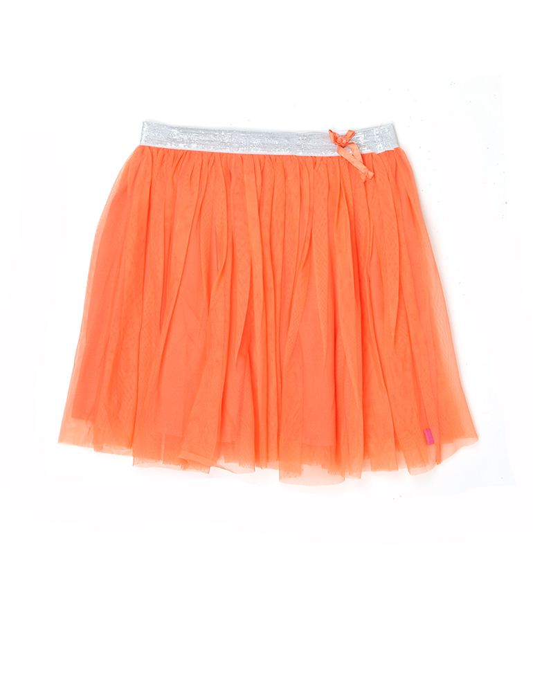 London Fog Girls Orange Skirt