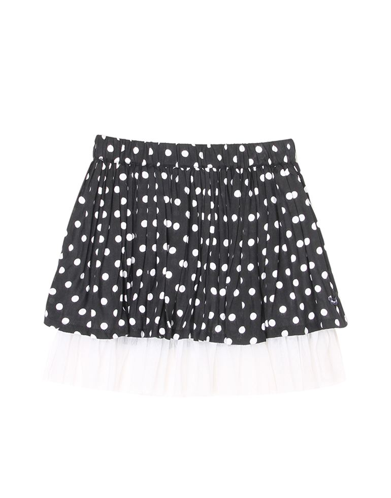 London Fog Girls Black Skirt