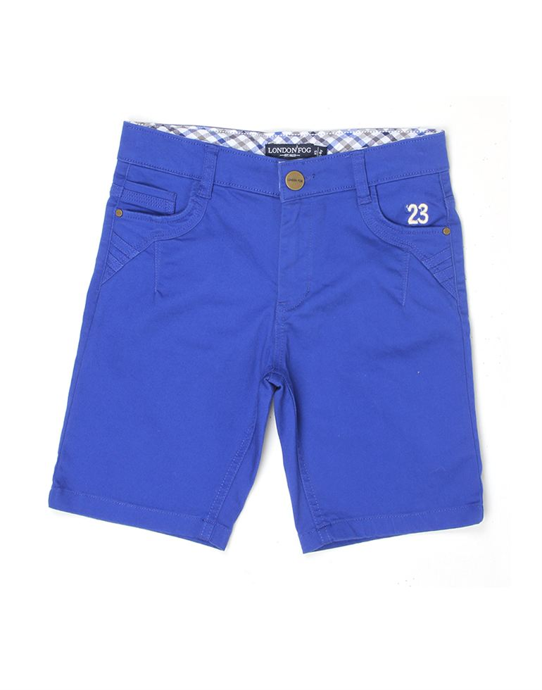 London Fog Boys Blue Shorts