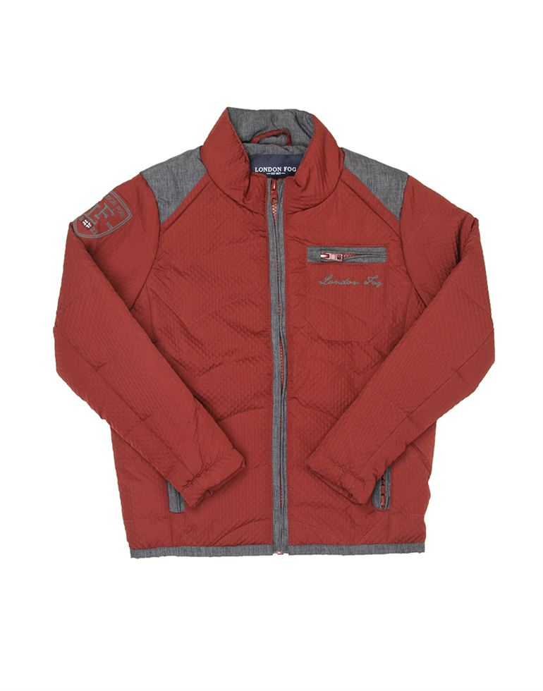 London Fog Boys Maroon Jacket