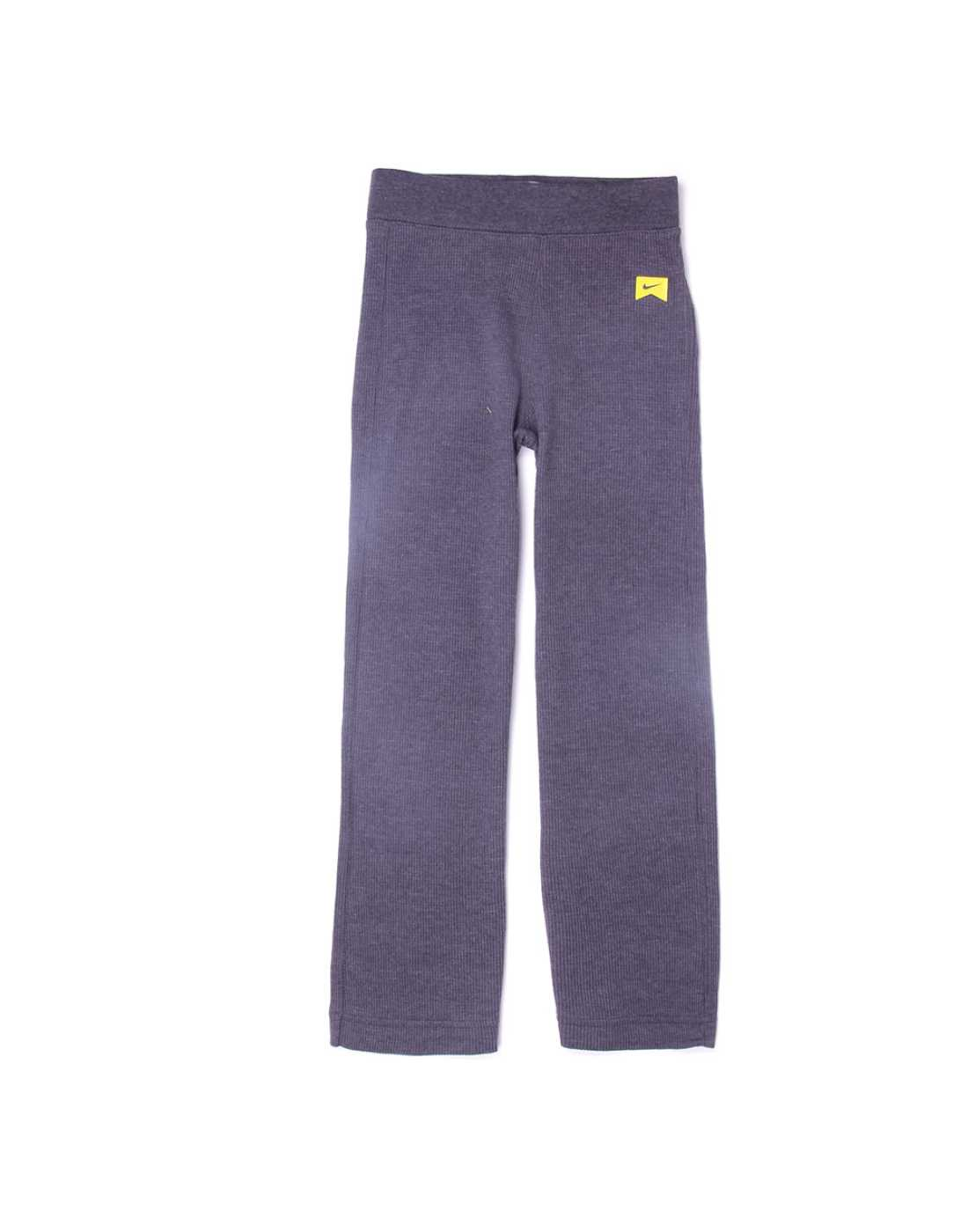 Nike Girls Casual Wear Solid Track Pant