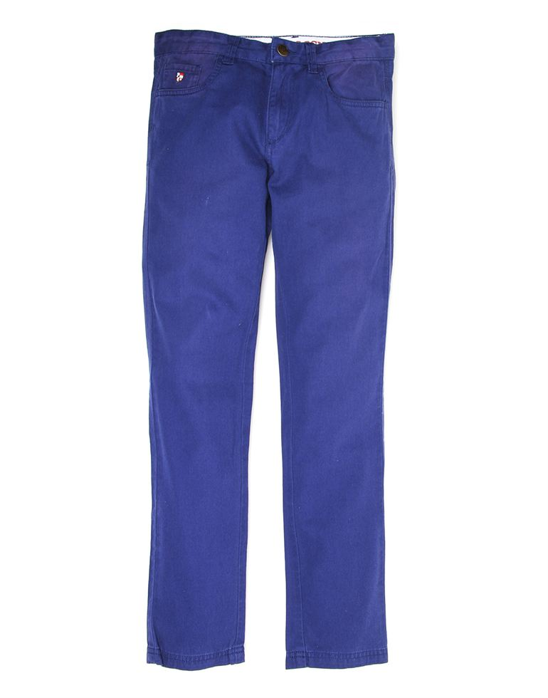 U.S. Polo Assn. Casual Solid Boys Pant N Trouser