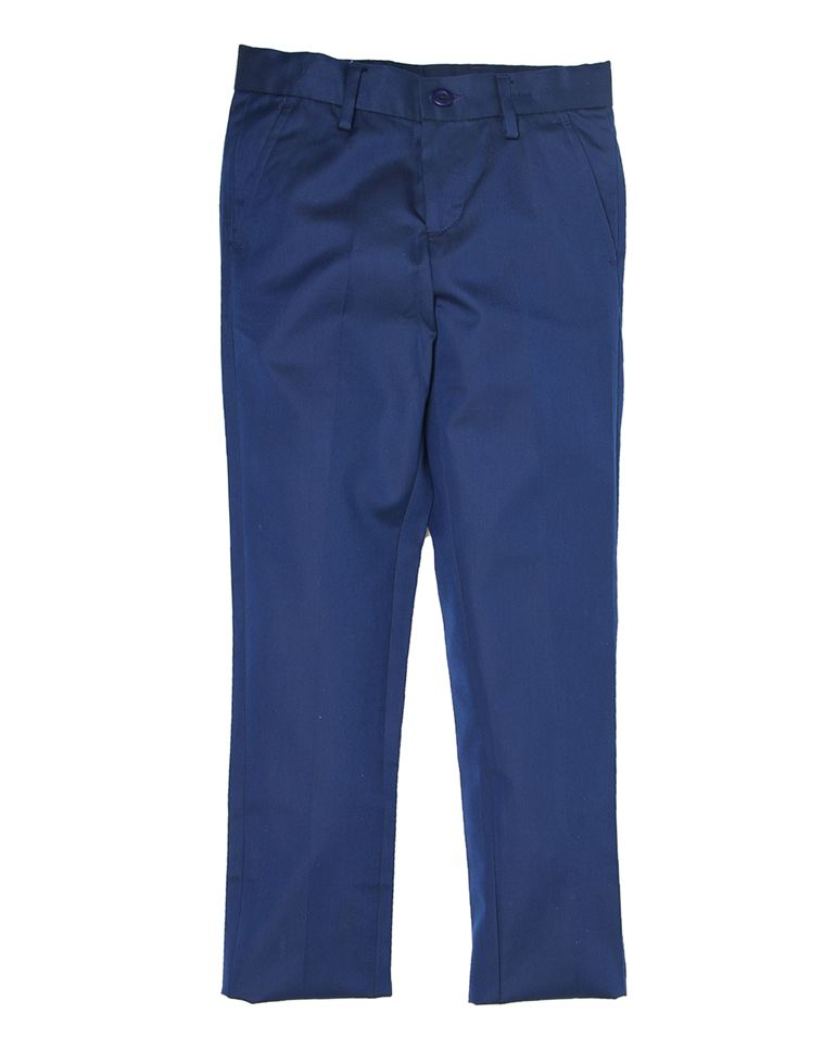 U.S. Polo Assn. Casual Solid Girls Pant N Trouser