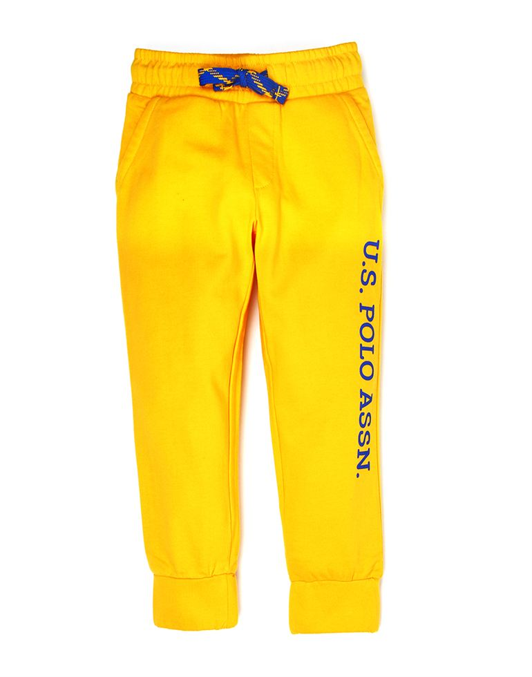 U.S. Polo Assn. Casual Solid Boys Track Pants