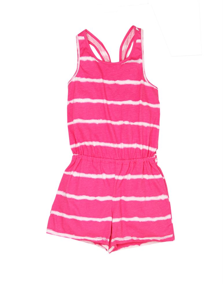 The Children'S Place Casual Striped Girls Jump Suit