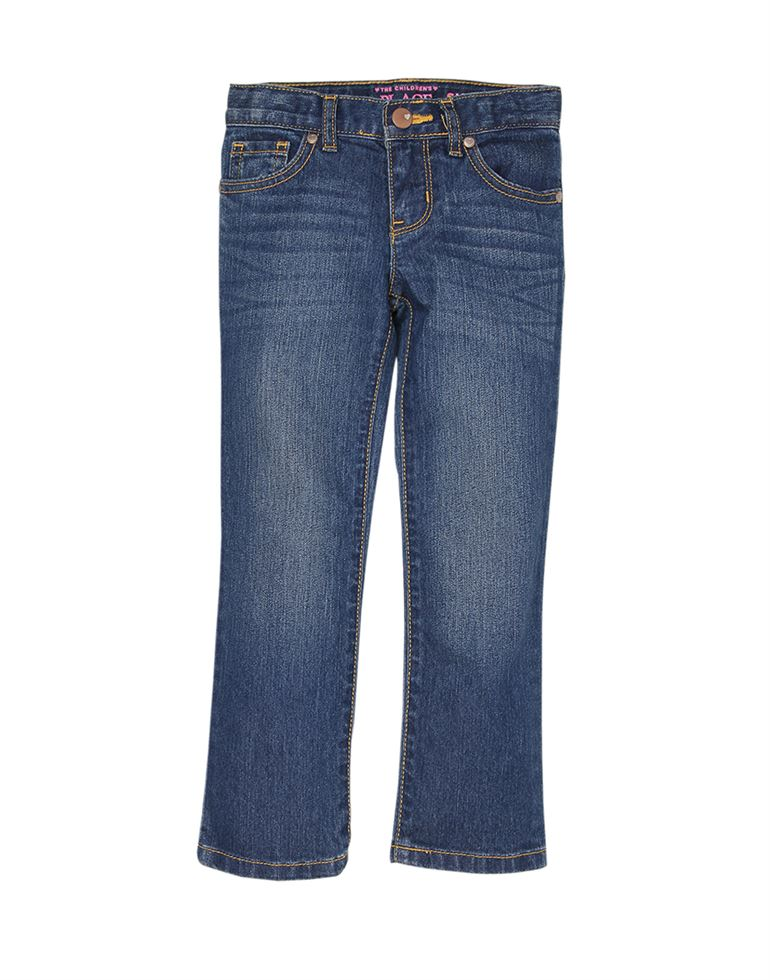 The Children'S Place Casual Solid Girls Jeans