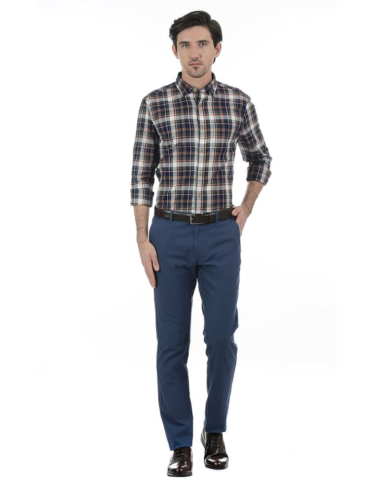London Fog Men Multicolor Shirt