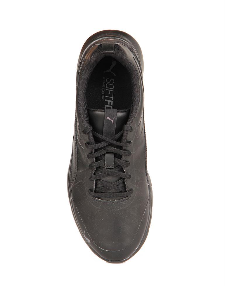Puma Unisex Puma Black-Puma Black-Puma Black Running Shoes
