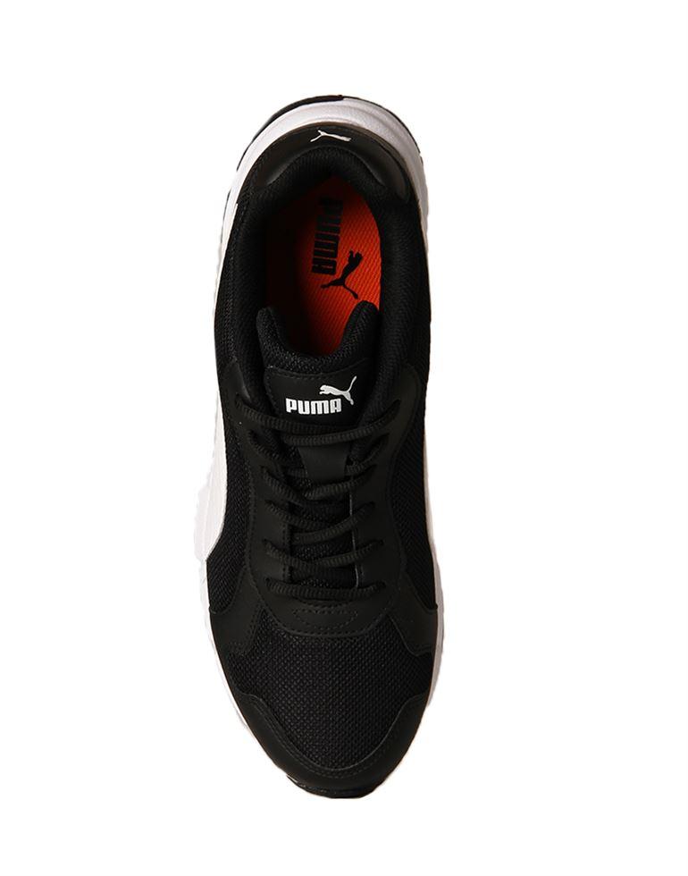 Puma Men Puma Black-Puma White Sports Shoes