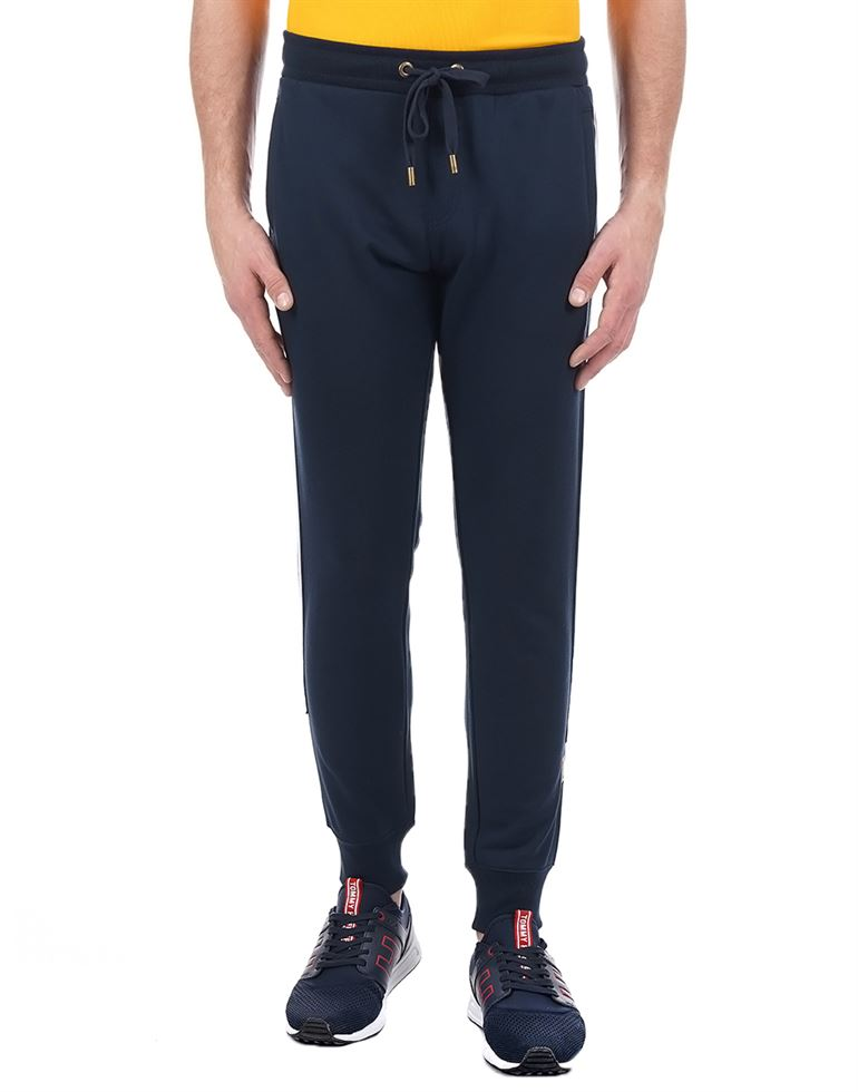 Tommy Hilfiger Casual Solid Men Track Pants