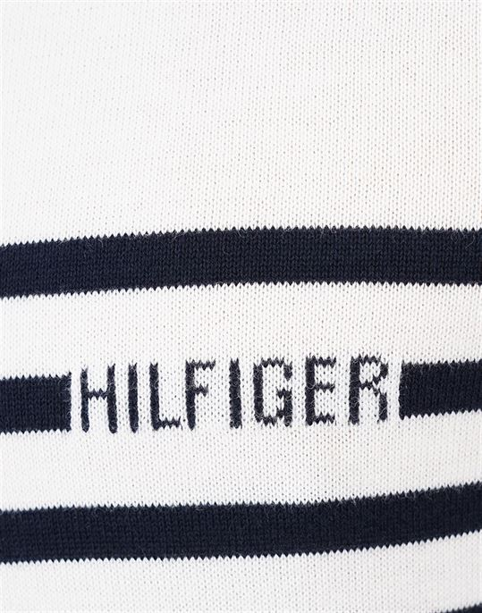 Tommy Hilfiger Casual Striped Men T-Shirt