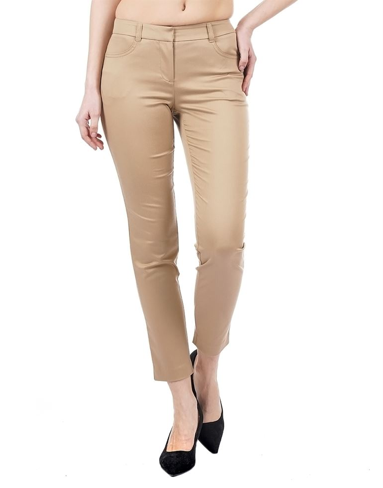 Tommy Hilfiger Casual Solid Women Pant