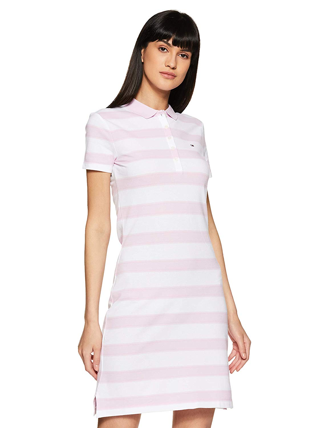 Tommy Hilfiger Women Casual Wear Striped Dress